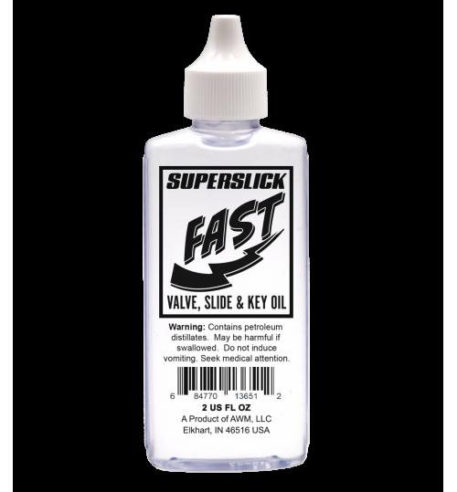 Superslick Fast Valf Slide Oil Al Cass-Fast Yağ VO2-FAST