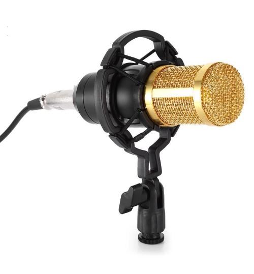 Fzone BM-800 Professional Studio Condenser Mikrofon ( Kayıt Mikrofonu )