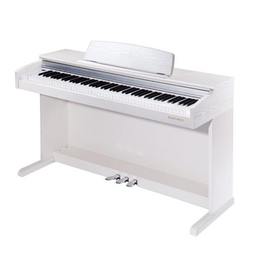 Kurzweil M210 Beyaz Digital Piyano