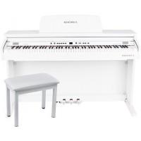 Kurzweil KA130-WH Beyaz Digital Piyano + Tabure