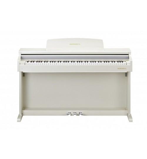 Kurzweil M100WH  Dijital Beyaz Piyano + Tabure + Kulaklık