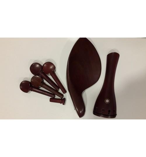 Picaldi Gül Ağacı Çenelik + Kulak Set 366-SET