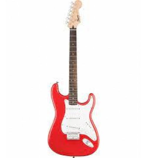 Fender Squier Bullet Strat Ht Fiesta Red Elektro Gitar 0371001540