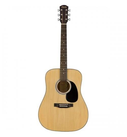 Fender Squier SA-150NAT Dreadnought Natural Akustik Gitar 0961090021