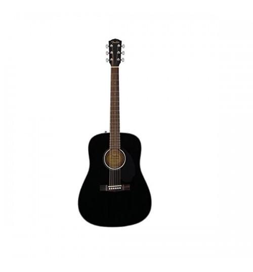 Fender CD-60S BLK (Siyah) Akustik Gitar 0961701006