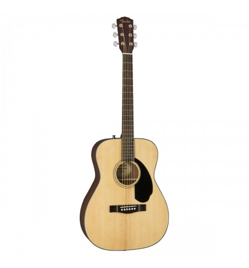 Fender CD-60S Natural Akustik Gitar 0961708021