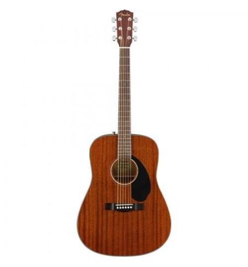 Fender CD-60S All-Mah WN Ceviz Klavye Akustik Gitar 0970110022