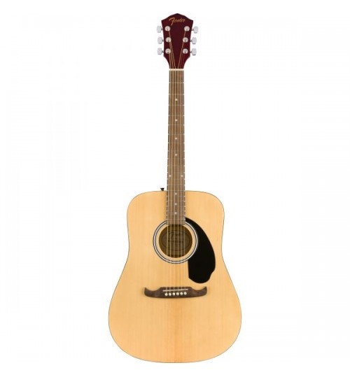 Fender FA-125 Dreadnought Natural Akustik Gitar 0971210521