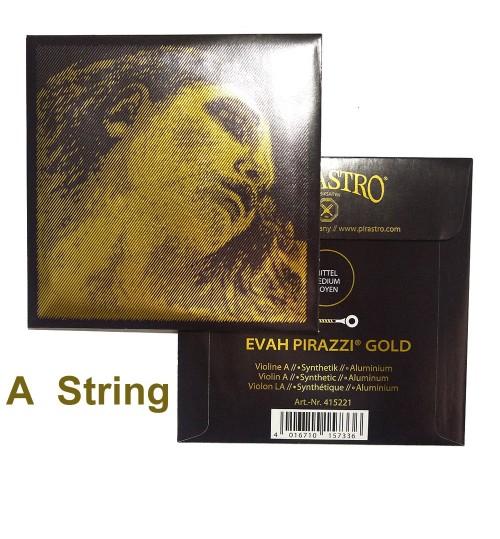 Pirastro Evah Pirazzi Gold A ( La ) Tek Keman Teli 415221