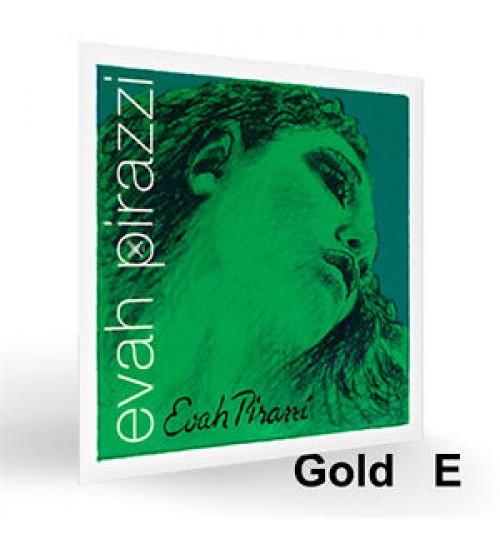 Pirastro Evah Pirazzi E ( Mi ) Gold Set Keman Teli 419521
