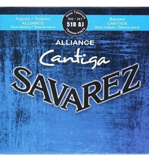 Savarez Alliance Cantiga Blue Klasik Gitar Teli 656227