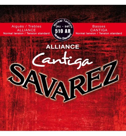 Savarez Alliance Cantiga 510AR Klasik Gitar Teli 656237