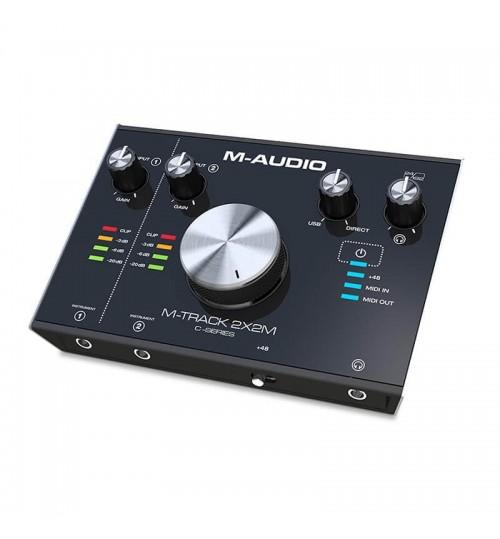 M-Audio M-Track 2x2M Ses Kartı 033-001024