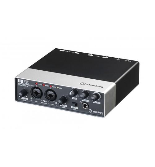 Steinberg Interface UR 22 MK II Ses Kartı 056-050033