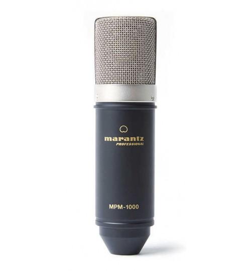 Marantz MPM-1000 Condenser Stüdyo Kayıt Mikrofonu 077-000010