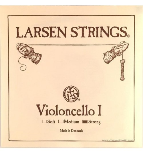 Larsen Soloist A ( La ) Forte Çello Teli 639415
