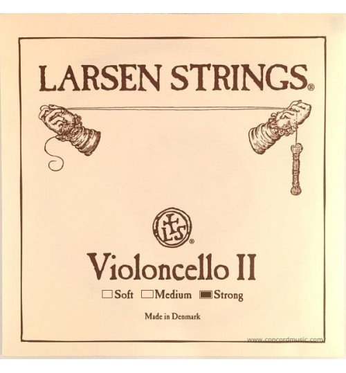 Larsen Soloist D ( Re ) Forte Çello Teli 639425