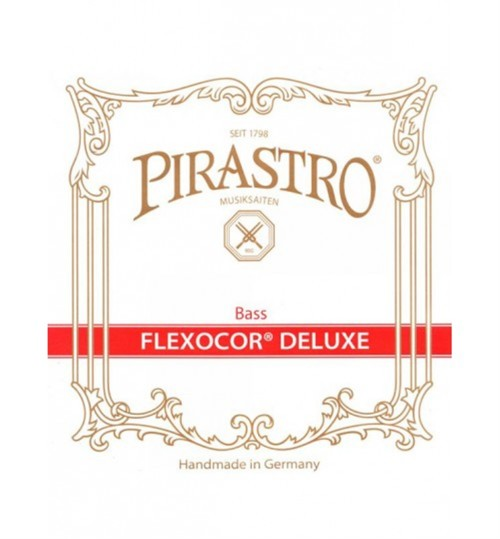 Pirastro Flexcor Deluxe Orchester Medium Set Kontrabass Teli 340020