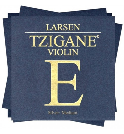 Larsen Tzigane Medium Set Keman Teli 631392