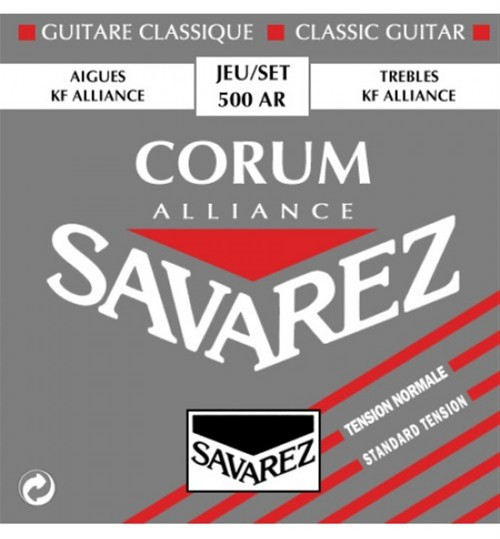 Savarez Alliance Corum 500AR Klasik Gitar Teli 656077