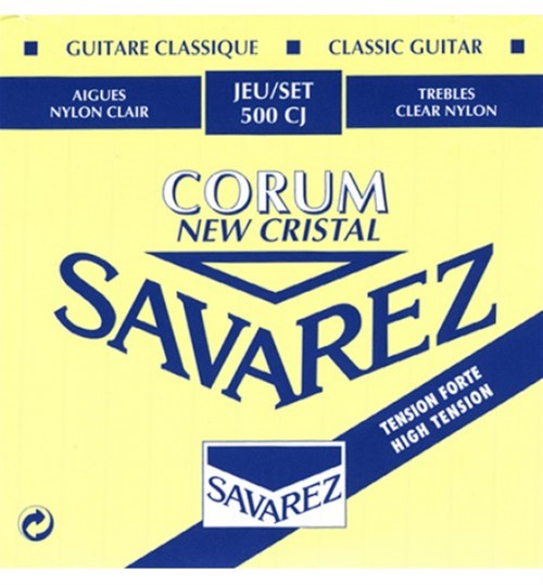 Savarez Corum New Cristal 500CJ Klasik Gitar Teli 656127