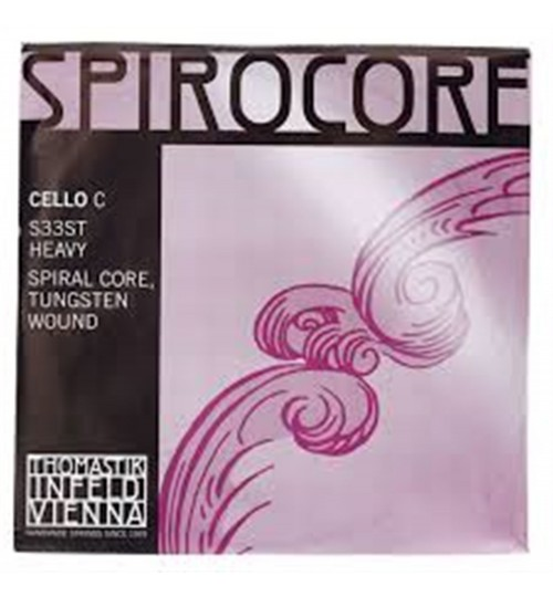 Thomastik Spirocore Wolfram C ( Do ) Strong Tek Çello Teli S33ST