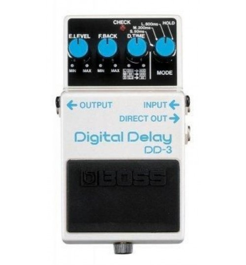 Boss DD-3(T) Digital Delay Efekt Pedal