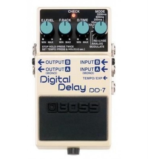 Boss DD-7 Digital Delay Efekt Pedal