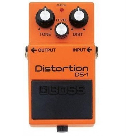 Boss DS-1(T) Distortion Efekt Pedalı