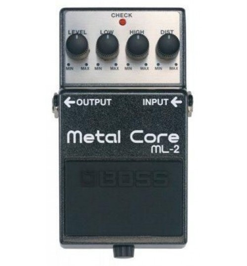 Boss ML-2 Metal Core Gitar Efekt Pedal
