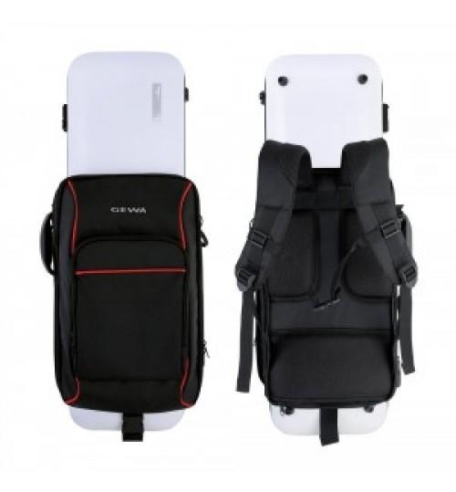 Gewa İdea Air Racksack Keman Kutusu Taşıma Kılıfı Siyah 300870
