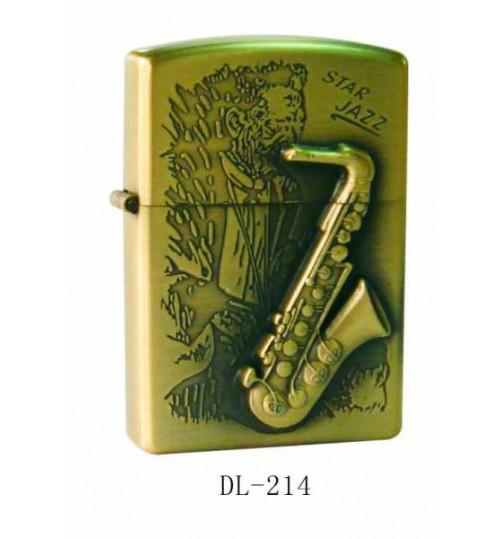 Picaldi Saksafon - Piyano Desenli Çakmak DL214-215
