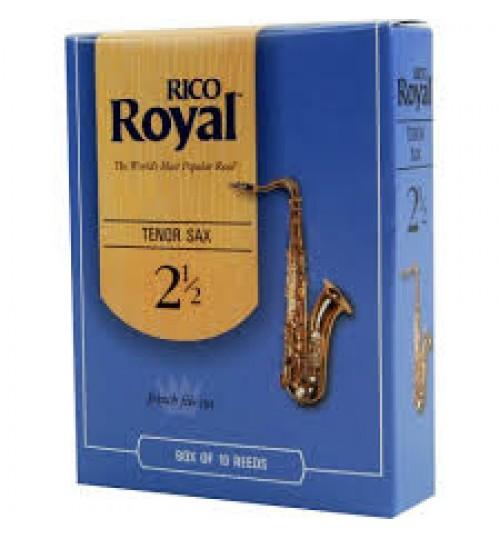 Rico Royal 2.5 Numara Tenör Saksafon Kamışı RKB1025
