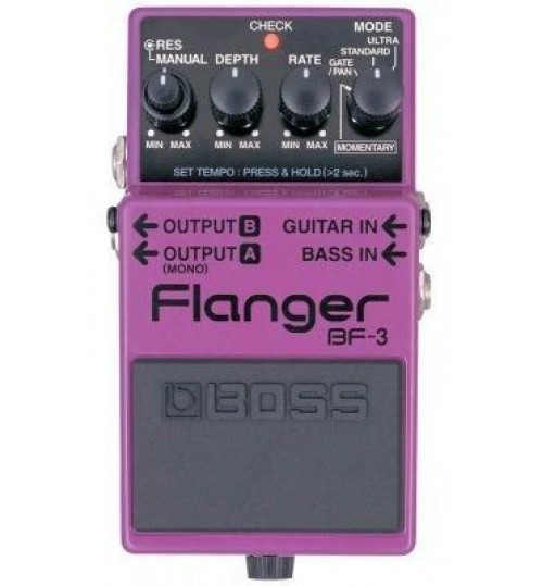 Boss BF-3 (T) Flanger Efekt Pedalı