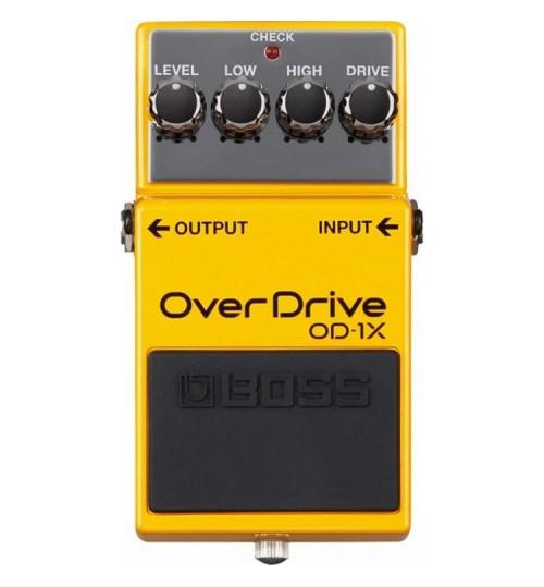 Boss OD-1X Overdrive Gitar Efekt Pedal