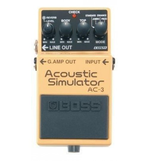 Boss AC-3 Acoustic Efek Pedalı