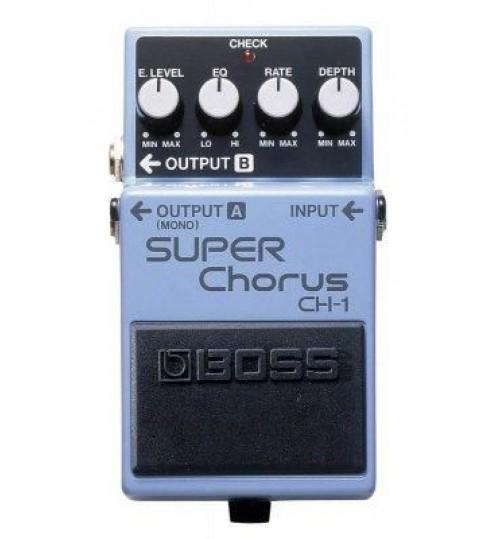 Boss CH-1(T) Super Chorus Efekt Pedalı