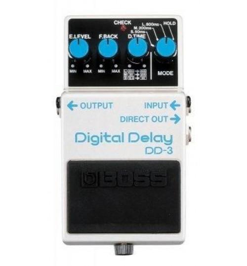 Boss DD-3(T) Digital Delay Efekt Pedal