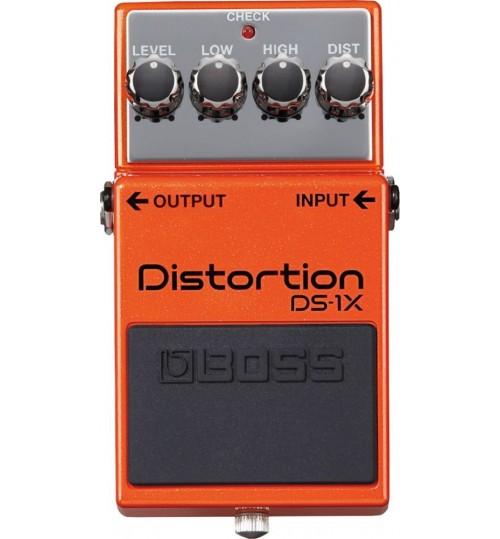 Boss DS-1X Distortion Efekt Pedalı