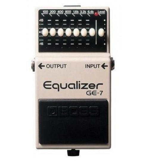 Boss GE-7 (T) 7 Band Graphic Gitar Efekt Pedal