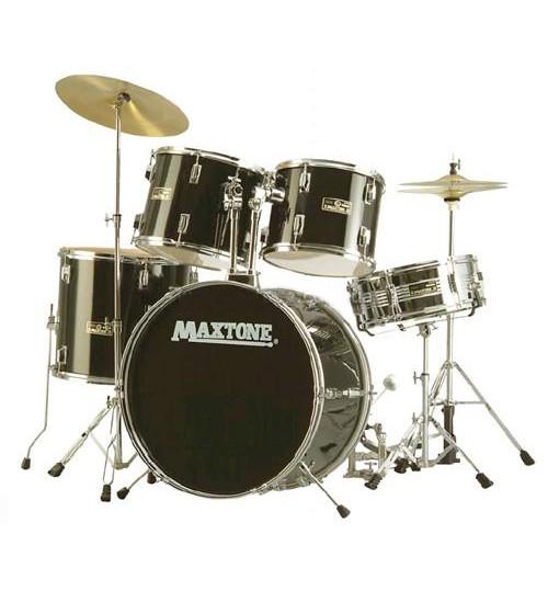 Maxtone 5 Parça Akustik Davul Set MX1113