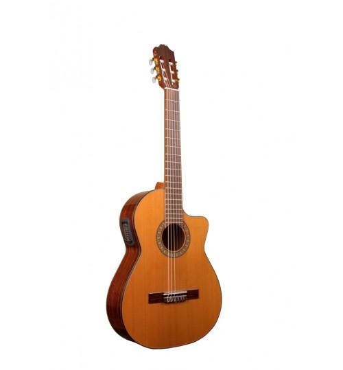 Alvaro No: 260EC Elektro Klasik Gitar ALV0930EC