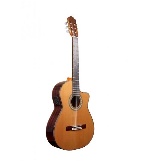 Alvaro No:430EC Cutaway Elektro Klasik Gitar ALV1080EC
