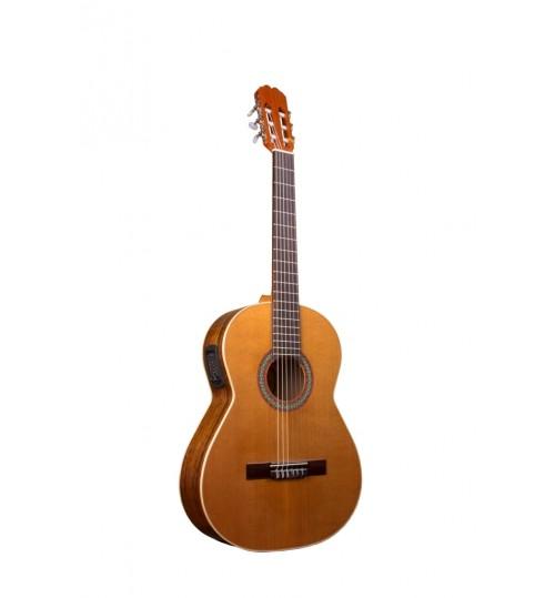 Alvaro No:55E Elektro Klasik Gitar ALV0690E