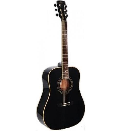 Cort Akustik Gitar AD880BKW