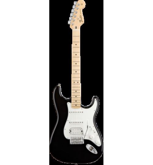 Fender STD. Strat HSS MN BLK Meksika No Bag Elektro Gitar 0144702506