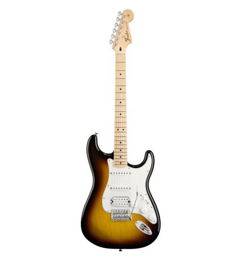 Fender STD. Strat HSS SB MN BSB Elektro Gitar 0144702532