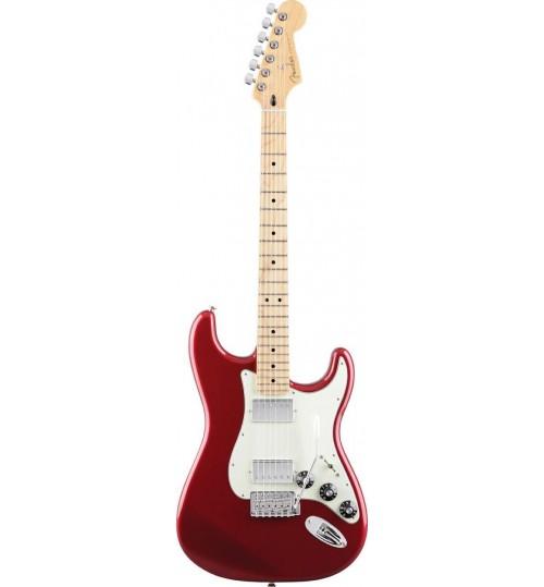 Fender Blacktop Strat HH MN Apple Red 0148102509