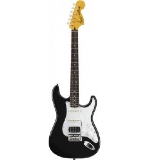 Fender Squier Vintage Modified HSS BK RW Elektro Gitar 0301215506