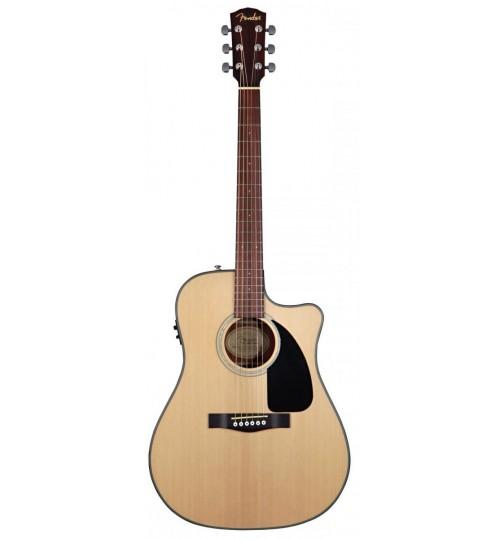 Fender Cutaway Natural Elektro Akustik Gitar CD 100CE 0961532021